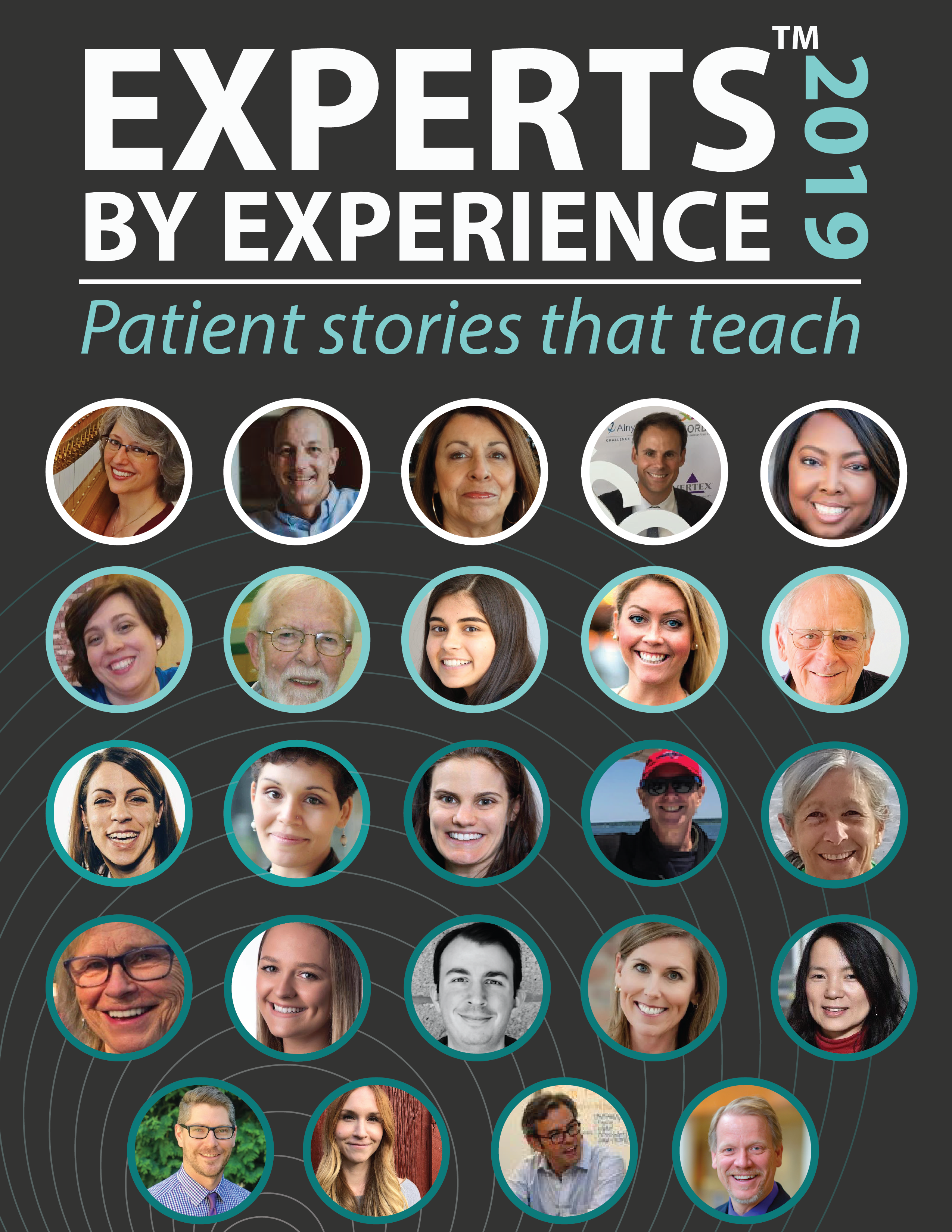 Experts by Experience 2019 eBook cover