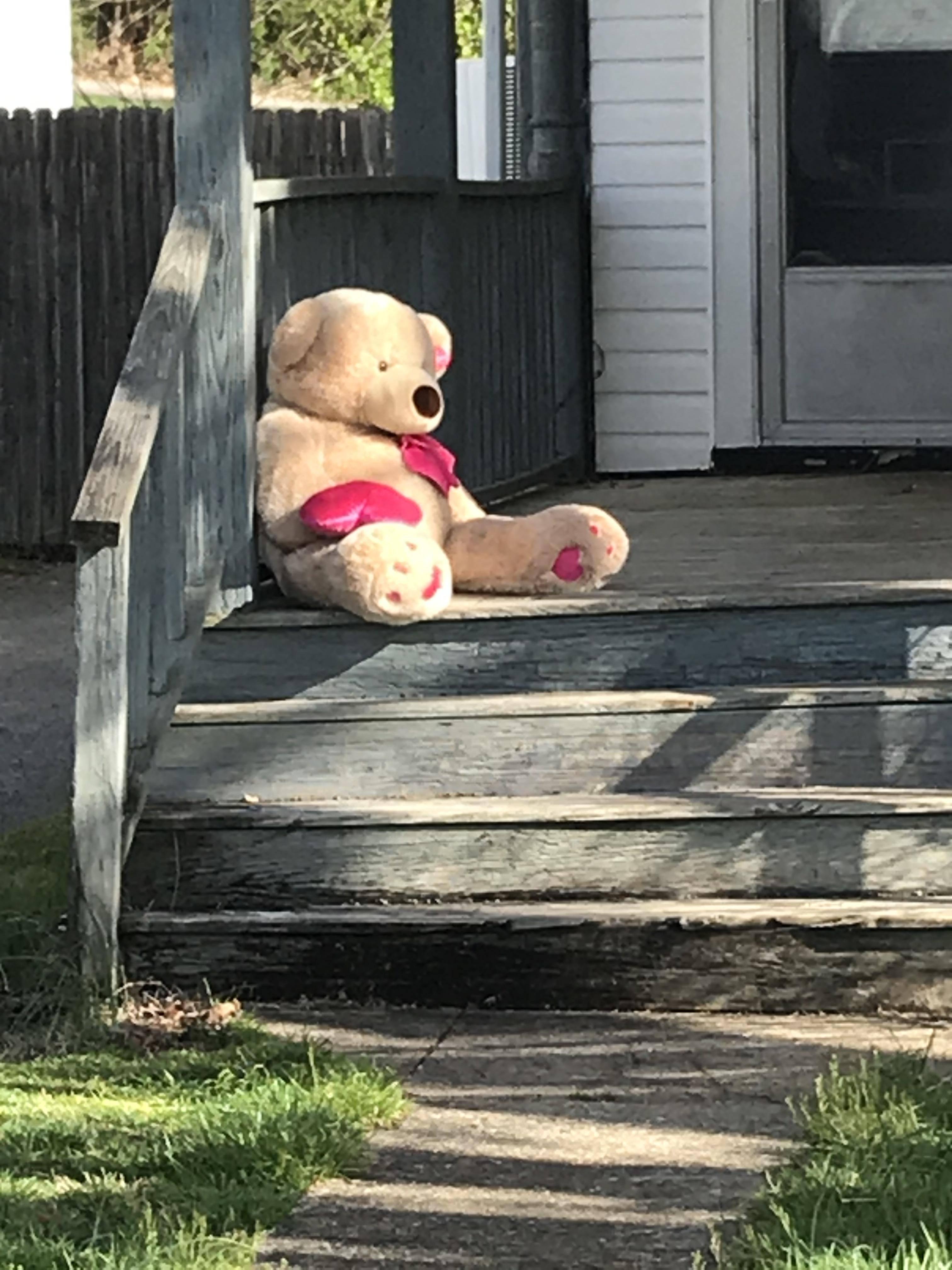 Porch Bear