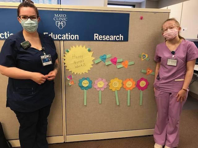 nurses week honor