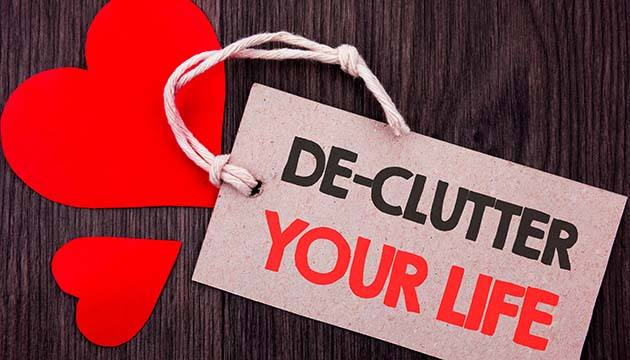 Clearing Clutter Benefits Your Health and Well-Being