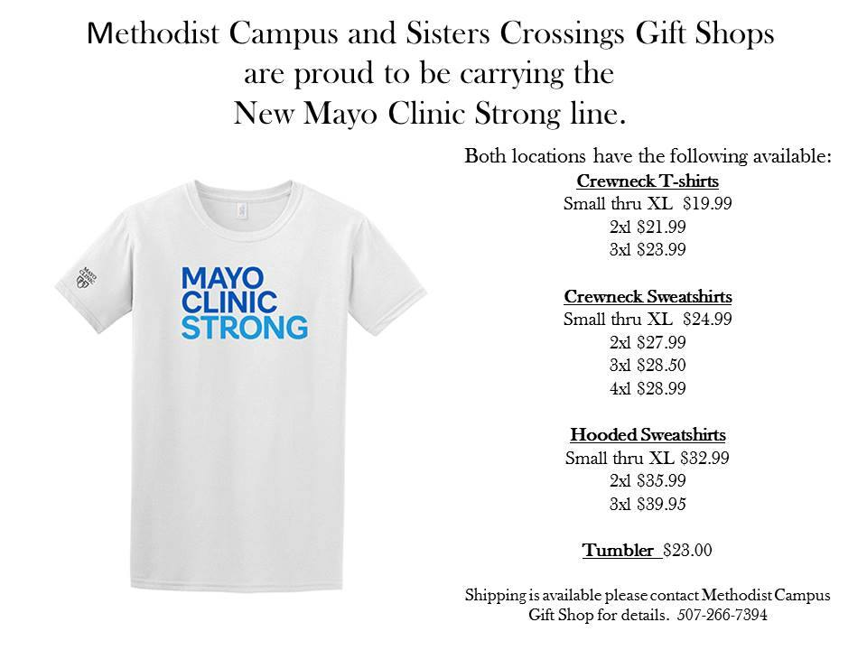 We are Mayo Clinic Strong