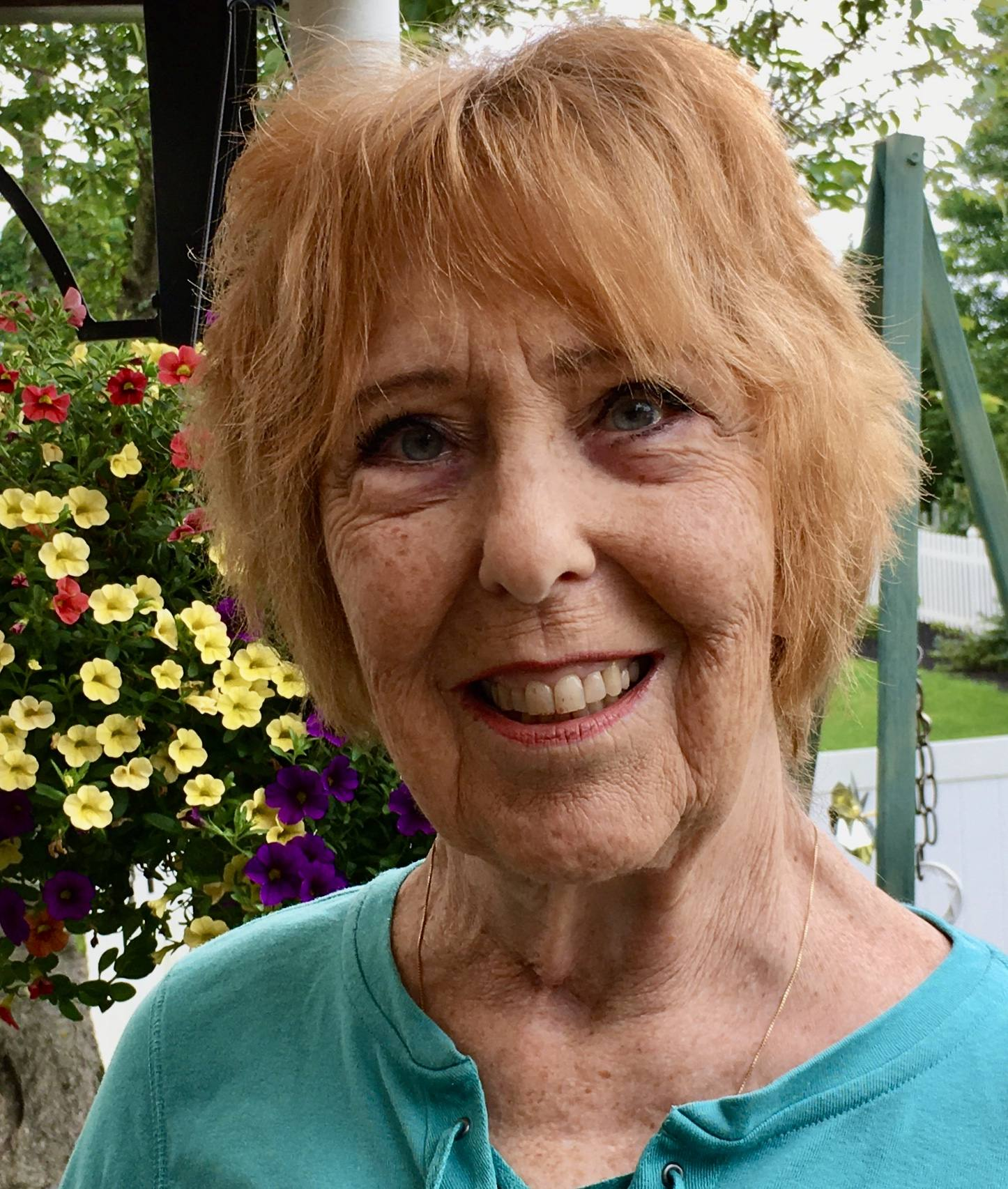 Nancy, Volunteer Mentor