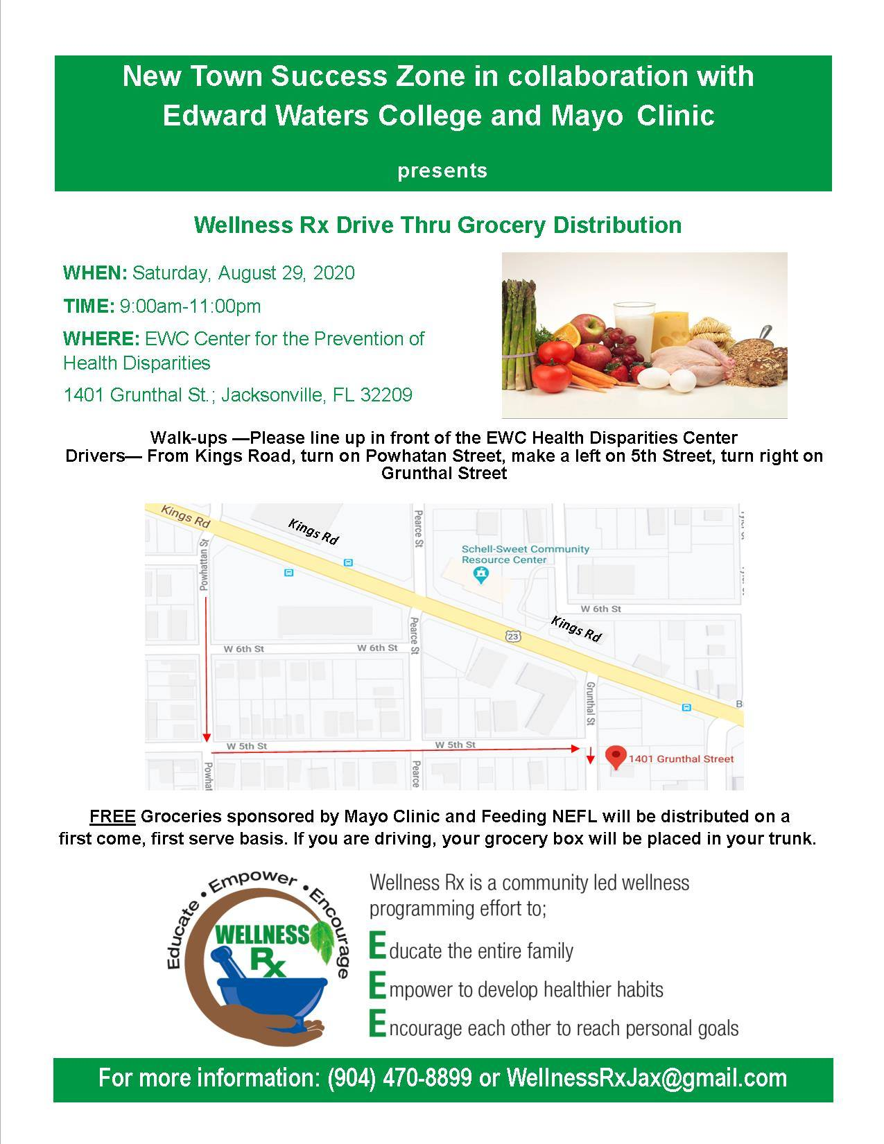 Wellness Rx Grocery Distribution