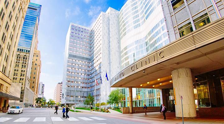 Mayo Clinic Named Nation's Best Hospital