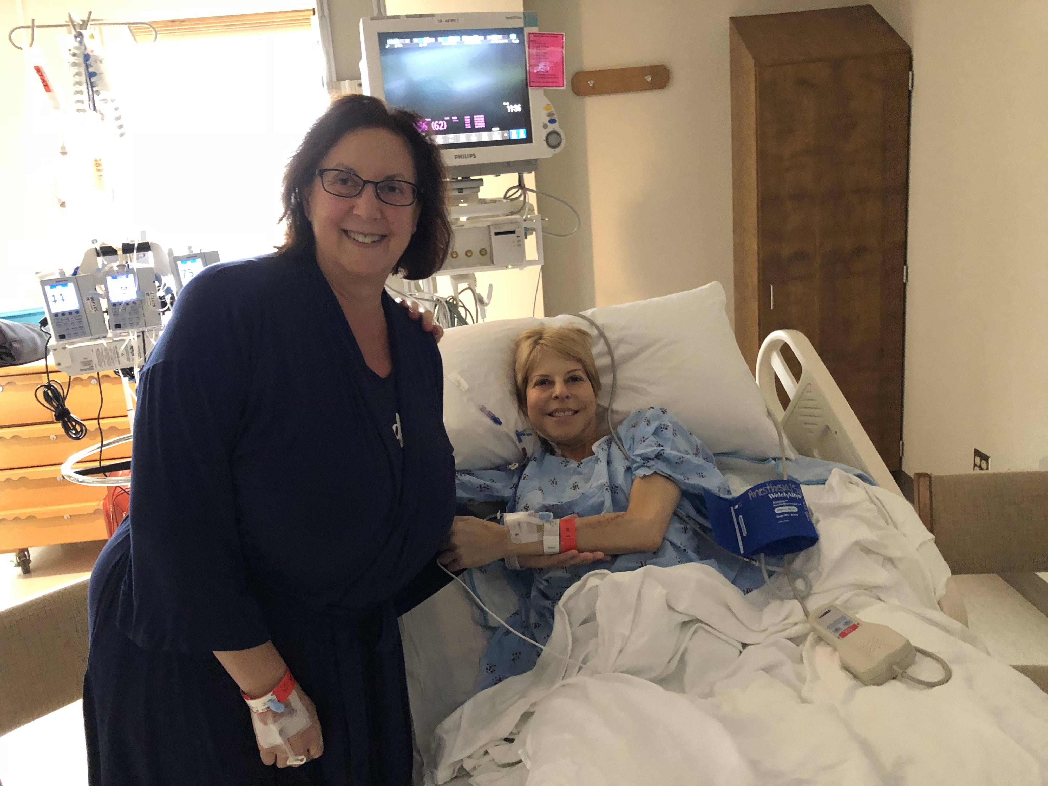 Martha and Deb, Mayo, 9-29-18 (4)