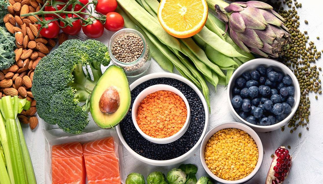 Foods Common to Both the MIND Diet and the Keto Diet