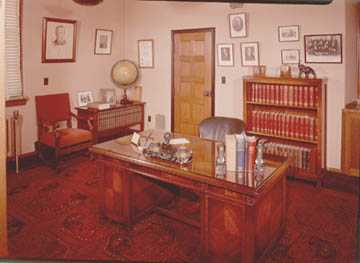 Dr. W.J. Mayo's Last Office