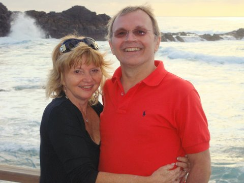 Andrew and Trish Ashworth