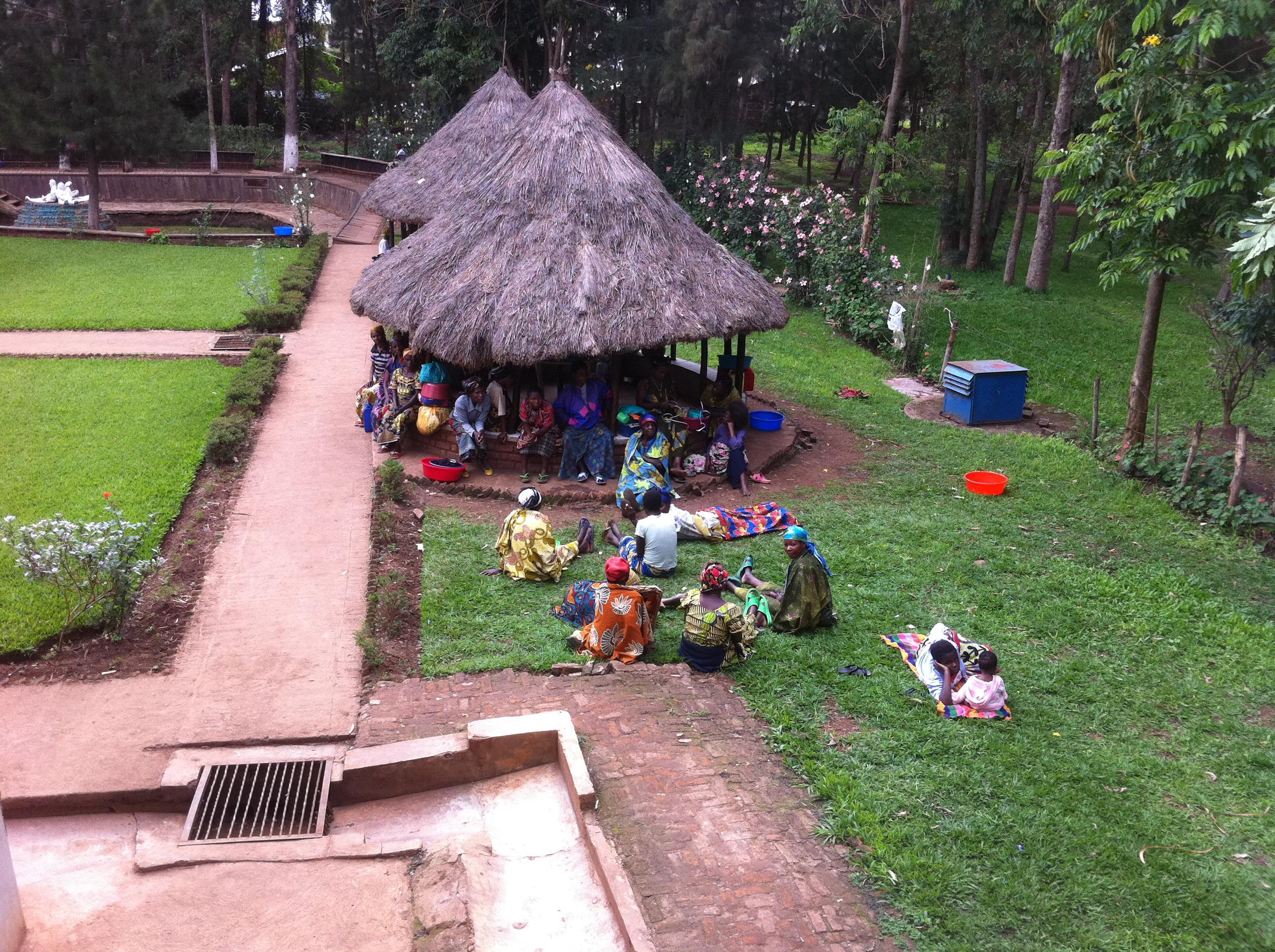 Helping The Girls Of The Congo: Part Ten (Thursday)