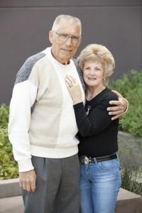 Mary Lou and Dean Krieg