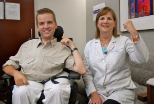 Mayo Clinic Patient, Neurologist Featured on MDA Telethon