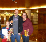 Joel Saunders and Family