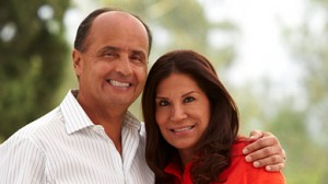 Mauricio Perez-Olegaray and his wife