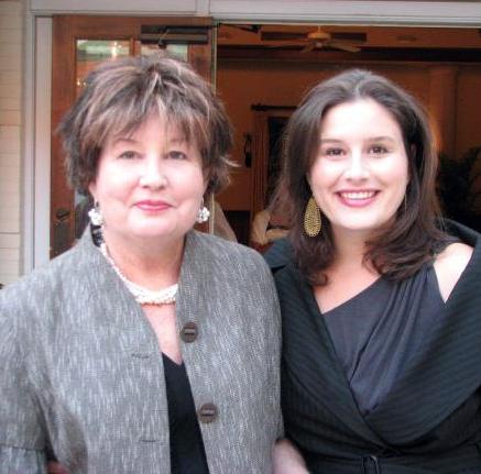 Amelia Johnston and Carol Johnston