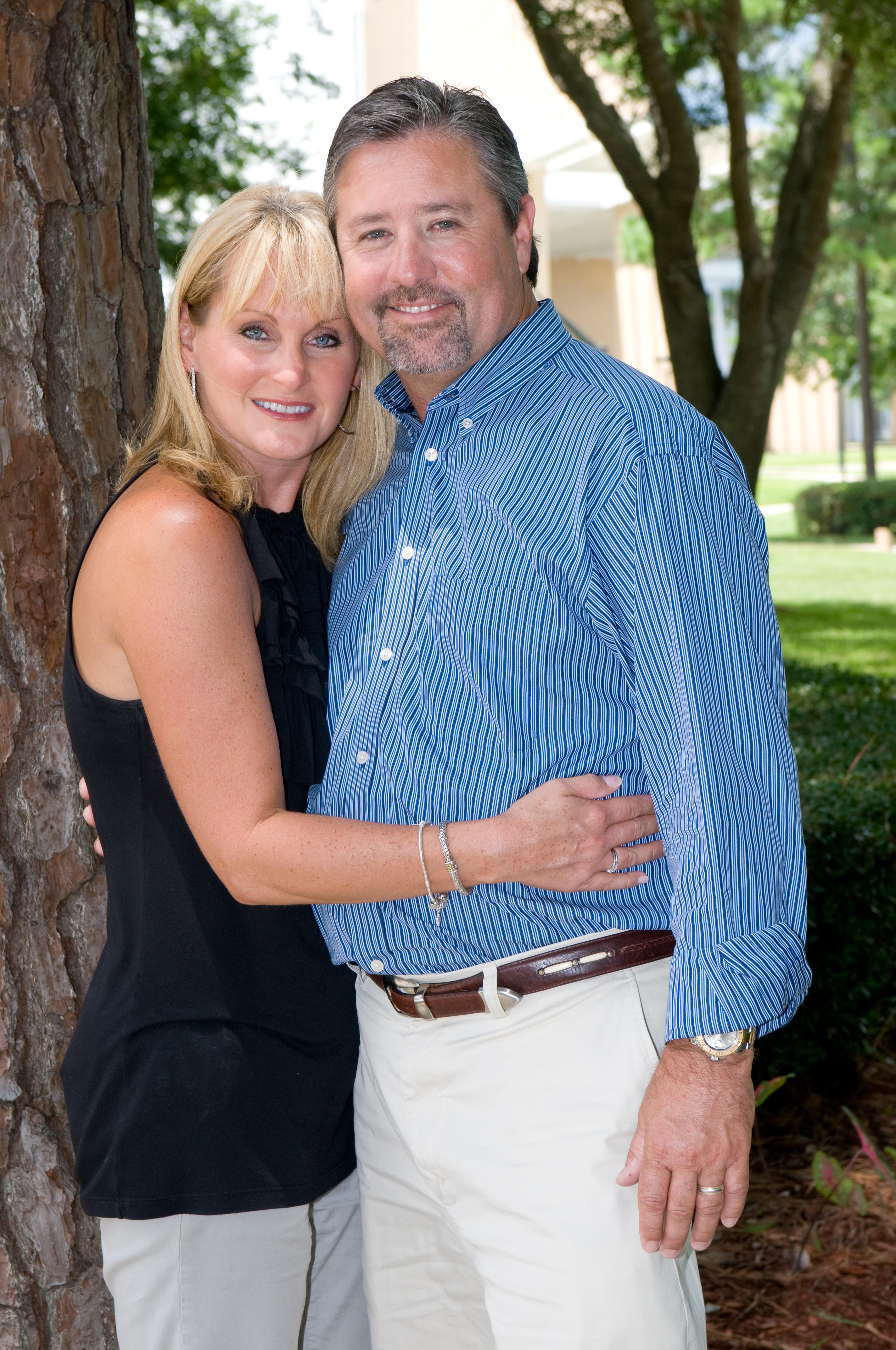 George and Stephanie Roberts