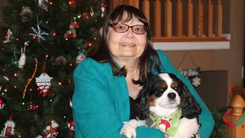 Cathy Allen got a second chance through paired kidney donation.