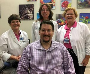 As a 37-year-old with no major medical problems, Collin Markum was shocked to learn he had a rare cardiac condition that required open-heart surgery. Now after successful surgery and rehabilitation, Collin is working to help fund research and promote heart health.