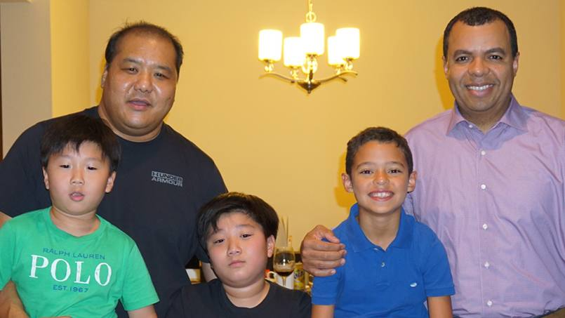 After years of struggling with cardiomyopathy, a heart transplant at Mayo Clinic renewed Thomas Kim's health and rekindled his confidence in the future.