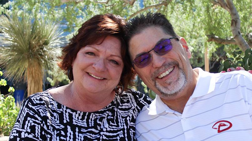 Throughout Bob Washnock's journey to a heart transplant, his wife, Pam, was dedicated to being his caregiver. Pam then turned that experience into a book about caregiving in hopes of encouraging and supporting others who find themselves in that role.