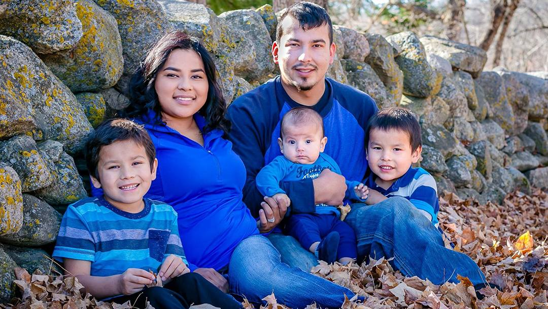 Diagnosed with a life-threatening condition at 20 weeks gestation, Xavier Sorying underwent an innovative operation while in utero that helped him overcome his birth defect.