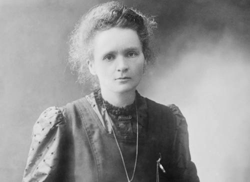 Flashback: 1920 — Marie Curie and Mayo Clinic
