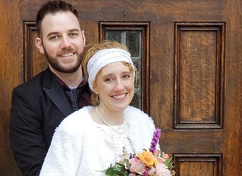Amid a Journey Through Cancer, Wedding Bells Ring