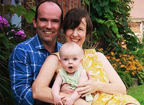 Second Opinion on Salivary Gland Tumor Paves Way to Motherhood