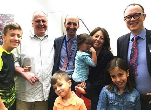 Battling a Brain Tumor, Finding Grace