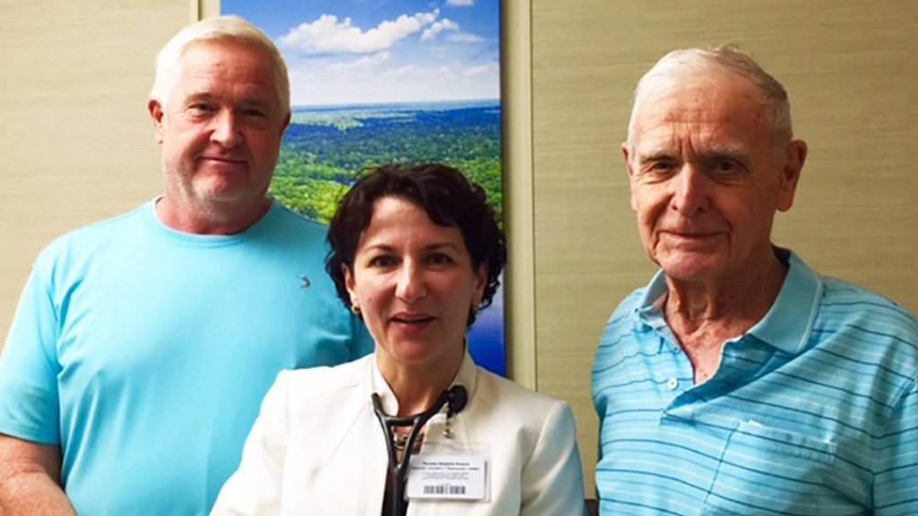 When Doug and Byron Devan were diagnosed with melanoma, the son and father turned to Mayo Clinic to help them fight the disease. Their physician recommended innovative immunotherapy treatment, and now both men are in remission.