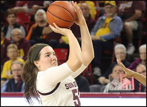 After Back Surgery, Jamie Ruden's on the Court Again and Looking to Help Others