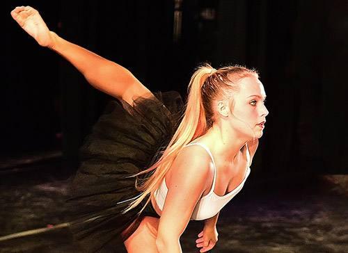 Despite a Rare Blood Vessel Abnormality, Allison Dances On