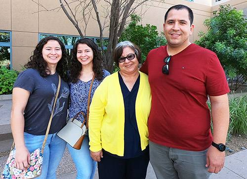 Kidney Transplant is All in the Family