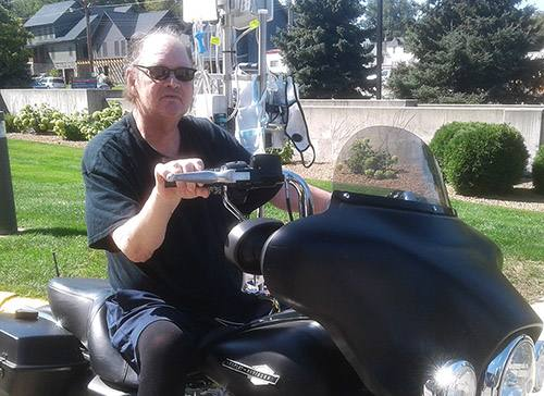 Motorcycle Dreaming After Two Heart Transplants