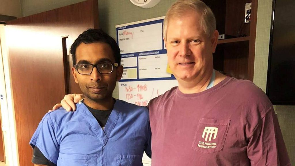 Gary Tompkins' heart is damaged from a dangerous cardiac condition. But that hasn't stopped it from feeling joy, love and gratitude for a second chance at life, and for the men and woman at Mayo Clinic whose commitment, compassion and friendship has helped him heal.