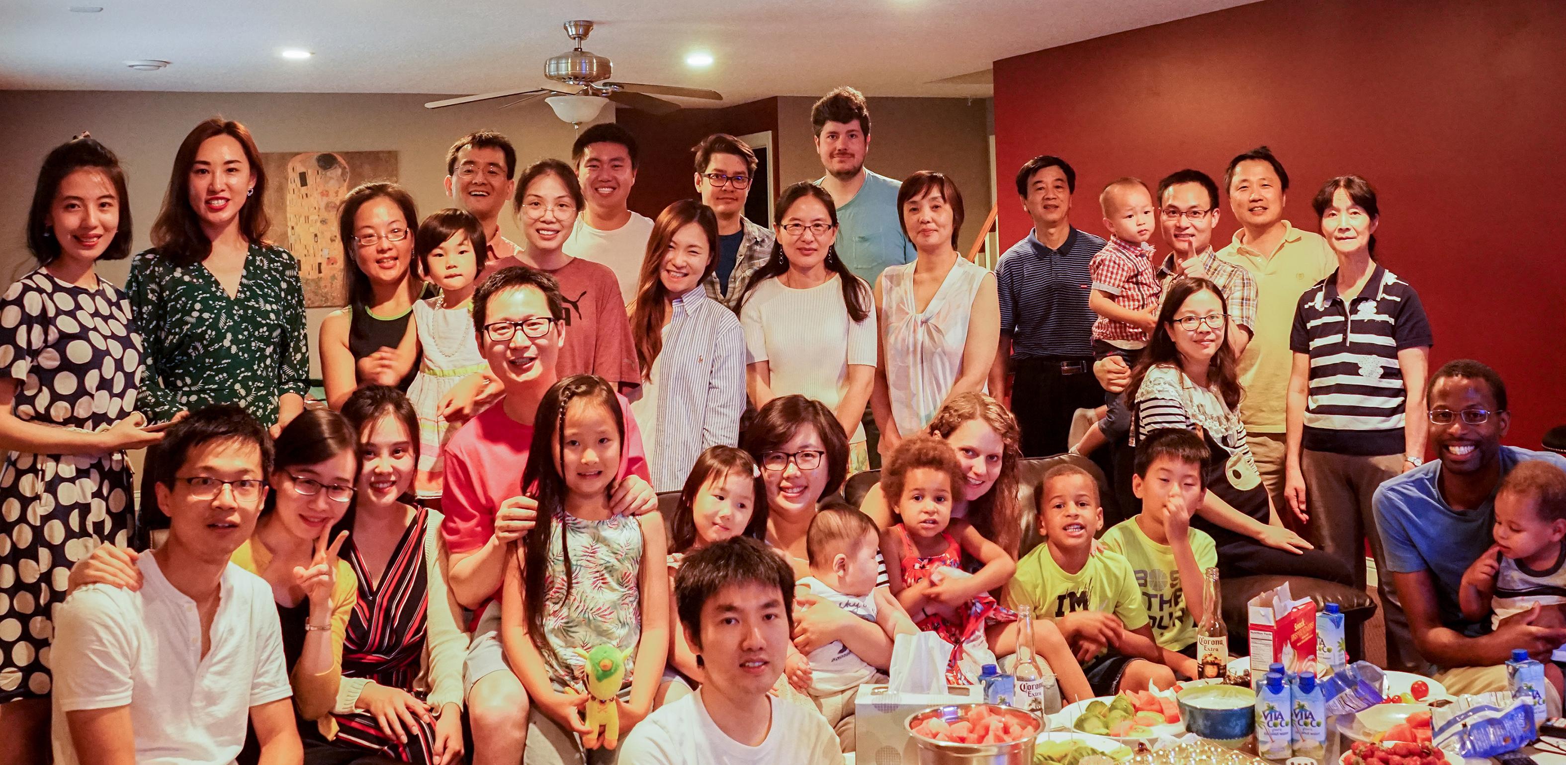 Eyo farewell party Jul 2018