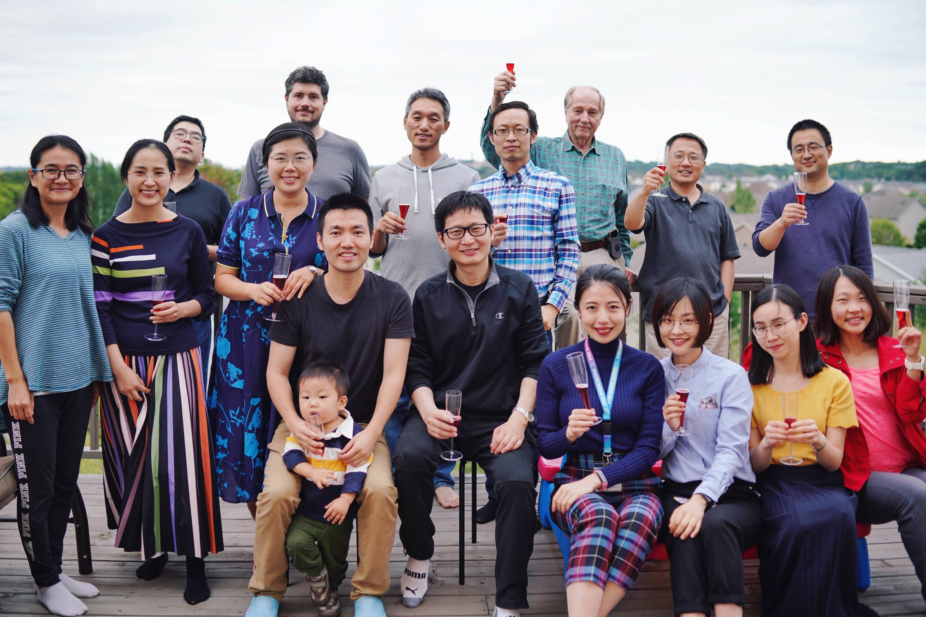 Wu Lab at Mayo Sep 2019