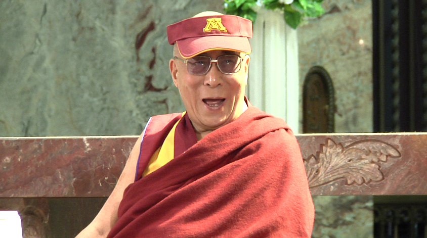 "The Dalai Lama At Mayo Clinic: ""Integrating Mindfulness in"