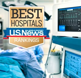 US News Best Hospitals feature