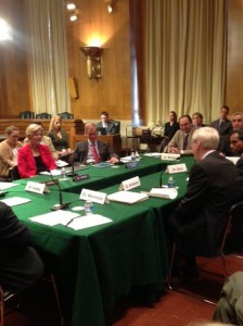 Special Senate committee on Aging with Sen. Elizabeth Warren and Mayo Clinic's Dr. James Kirkland