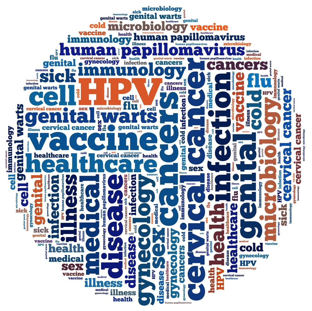 HPV word cloud