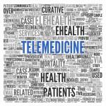 telemedicine word art
