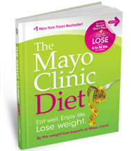 The Mayo Clinic Diet Book