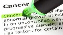 Cancer Text Highlighted