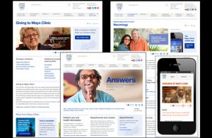 Capturas de pantalla de Mayo Clinic