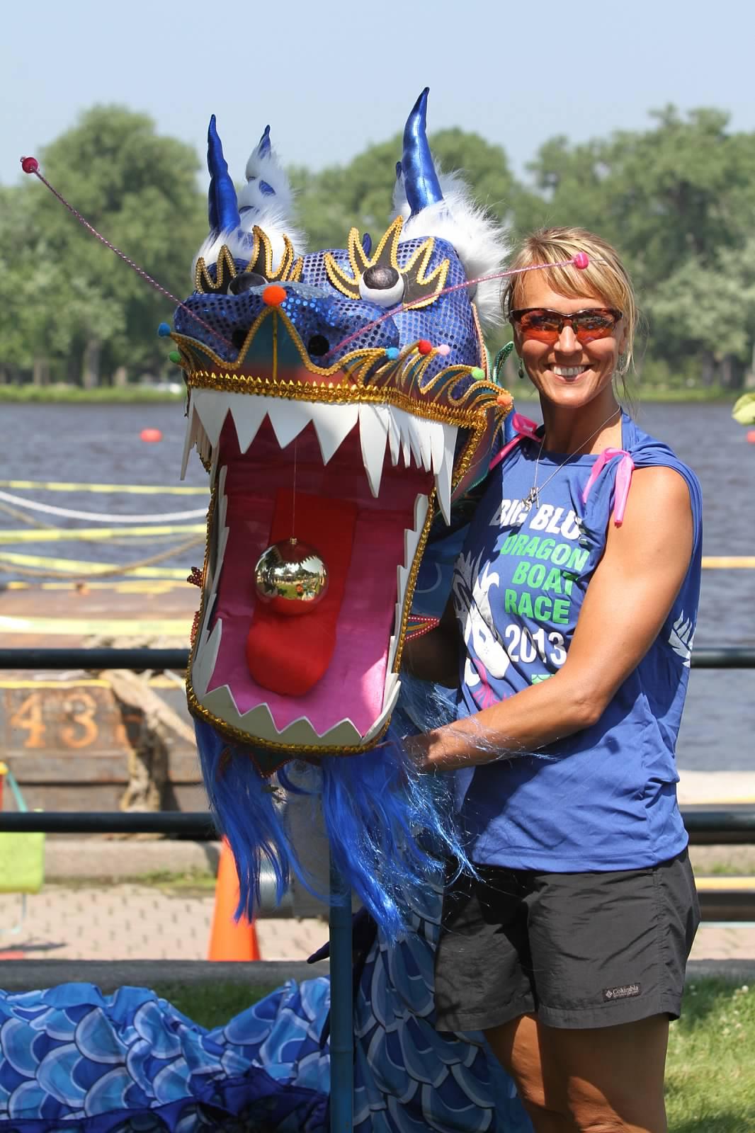 Lacrosse Dragon Boat Racer