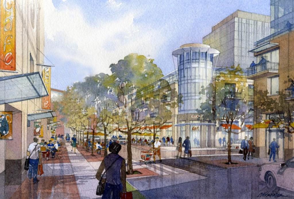 Main Street Image for Destination Medical Center DMC