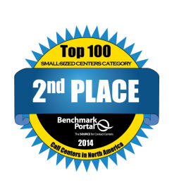 Second Place Award Logo for Benchmark Portal