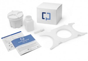 Cologuard stool DNA screening box