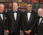 group photo distinguished alumni award winners 2014