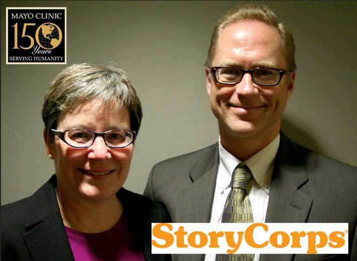 Liz and Tom Canan - Will's parents - StoryCorps